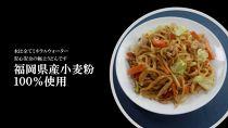 <甘辛味!>【富士菊】もちもち子焼うどん(16食入)