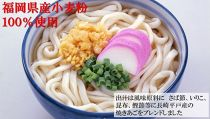 【富士菊】焼きあごだしうどん(16食入)