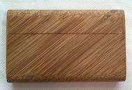 【名入れ有り】天然素材を精密加工 名刺入れ【竹】