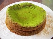 お抹茶が香る「蔵四季・抹茶のチョコレートケーキ」