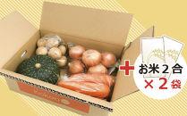 ≪お米入り≫根菜セット〈4種〉