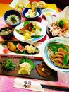 『南国の居酒屋 喰多朗』 厳選高知県南国市産食材コース料理お食事券(2名様分)