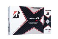 AF57-NT ゴルフボール3ダース(BRIDGESTONEゴルフボール『TOURB X』カラー:コーポレートカラー(WH色))