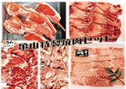 ≪事業者応援≫亀山特製焼肉セット 人気の5種詰合せ
