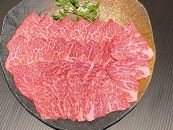 和歌山県産黒毛和牛「熊野牛」特選ハネシタ(希少部位)焼肉用500g4等級以上