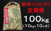 TA019 室戸産新米コシヒカリ計100kg定期便