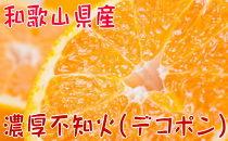 【農家直送】濃厚不知火(デコポン)(ご家庭用)3kg