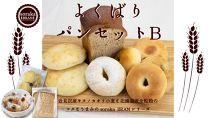 キタノカオリ小麦&北海道全粒粉の欲張りパンセットB