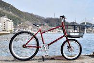 【20台限定】カープ承認カーゴバイク
