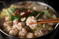 KM04-29博多もつ鍋食べ比べ3人前セット(醤油味3人前・味噌味3人前)