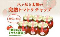 POMODOLO八ヶ岳トマトケチャップ 6本セット