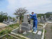 【京丹後市】墓掃除サービス