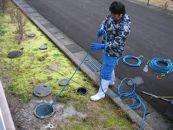 【京丹後市】排水管清掃サービス(外回り)