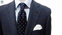 """オーダー専門""""吉田スーツ""""がお仕立てする『プレミアム・ハンド・ラインスーツ』"""