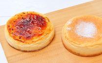 PUZOのチーズケーキ人気ナンバーワンセット!
