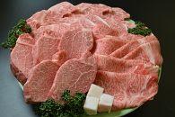 京都肉ヒレステーキ&京都肉サーロインステーキ&京都肉ロースすき焼き<京都 モリタ屋>