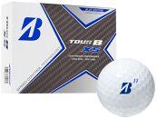 AF63-NT【数量限定品】BRIDGESTONEゴルフボール3ダース『TOURBXSBLUEEDITION』ホワイト