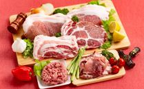 喜多牧場の豚肉バラエティーセット