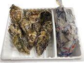 【加熱用】宮島が育んだ冷凍かき(セット)むき身600g+殻付き10個