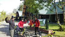 空知の自然と炭鉱の歴史をガイドと巡るサイクリングツアー