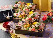 【10個限定:11月30日締切】音羽謹製おせち料理「喜」 12月31日到着(北海道、九州、沖縄、離島は除く)