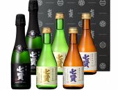 七賢日本酒飲み比べ小容量セット6本