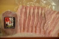 川崎名産品 和牛コンビーフ・自家製ベーコンセット