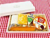 ル・シャレの世界5か国ナチュラルチーズセット