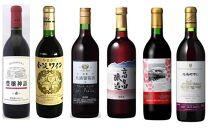 C221 赤ワイン辛口6本セット