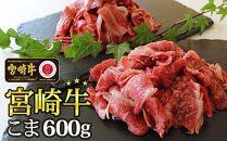 宮崎牛こま肉600g