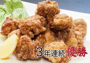 HS05-10からあげ選手権連続優勝店「北湘」からあげ1.3kg