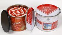 A47-41スピナ 保存用くろがね堅パン(スチール缶入)