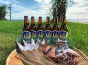 最高の家飲みコラボ!知多マリンビールピルスナー6本と地魚干物セット