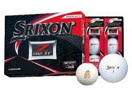 いなッピーオンネーム ゴルフボール SRIXONZ-STARXV2ダース プレミアムホワイト