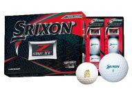 ※一時停止※いなッピーオンネーム ゴルフボール SRIXONZ-STARXV2ダース ロイヤルグリーン