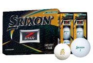 いなッピーオンネーム ゴルフボール SRIXONZ-STAR2ダース ロイヤルグリーン