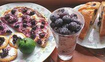 冷凍ブルーベリー1.5kg:大粒完熟【ブルーベリー南園】