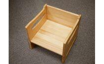形を変えて、ずっと使える木製の椅子