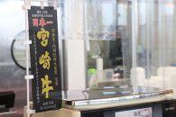 都城産宮崎牛ステーキ Aセット(ヒレ・サーロイン)