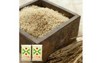 令和2年産 一等米 つや姫玄米10kg(5kg×2袋)<山形農芸>