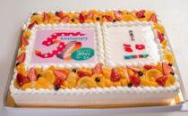 MR04-150サプライズに最適!写真ケーキ60~80人用特大サイズ(生クリーム・生チョコ)