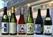 南魚沼3蔵高級酒バラエティーセット(720ml×6本)