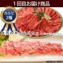 定期便肉お楽しみ南国土佐の焼肉パーティー3ヶ月コース<高知市共通返礼品>