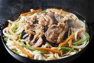 3種のたれ1.5kg全部食べたい!「佐久精肉店オリジナル」ラムジンギスカン食べ比べセット