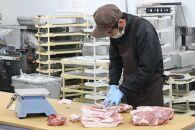 都城産「Mの国黒豚」切り落とし4kgセット
