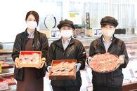 都城産宮崎牛・都城産「Mの国黒豚」お手軽焼肉セット