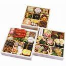★おせち2021★金沢まいもん寿司が贈るおせち和3段重「百万石(ひゃくまんごく)」(3~4人前)