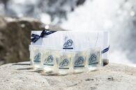 越後の名酒【八海山】使用!八海山ゼリー(5個入り)
