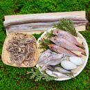 近江町市場から食のプロがお届け「週末のハコ(2名様用)」金沢市ふるさと納税限定セット