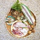 近江町市場から食のプロがお届け「週末のハコ(4名様用)」金沢市ふるさと納税限定セット